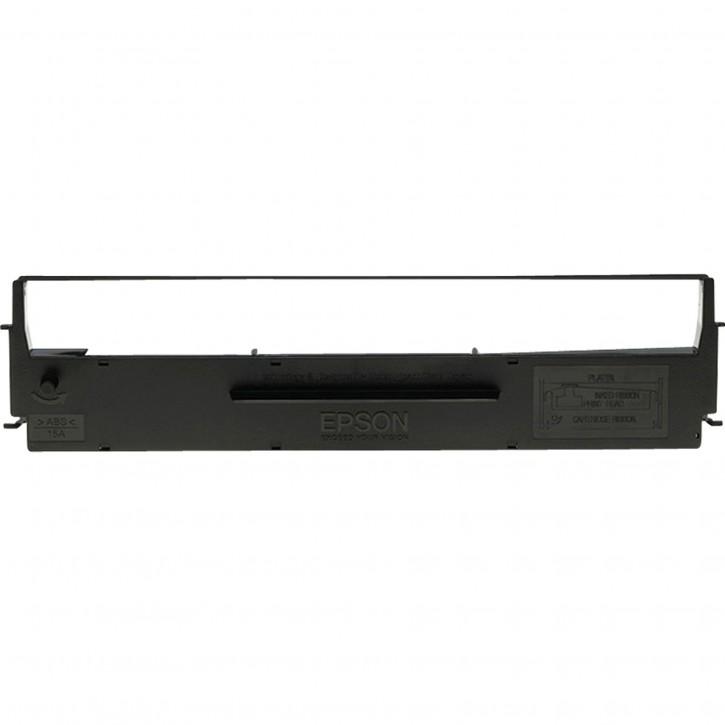 Epson Farbband schwarz S 015633