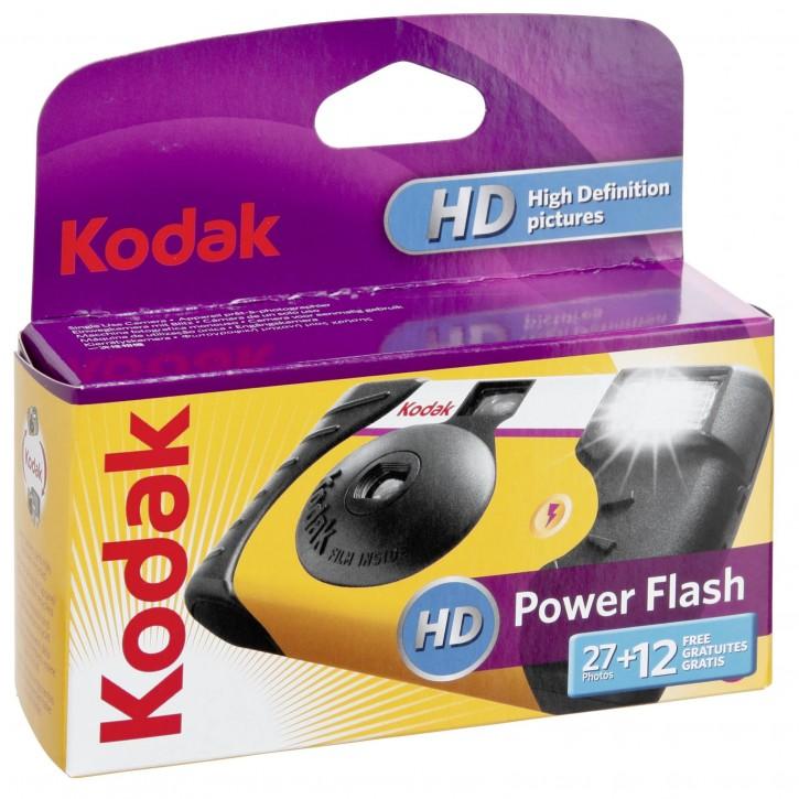 Kodak Power Flash          27+12