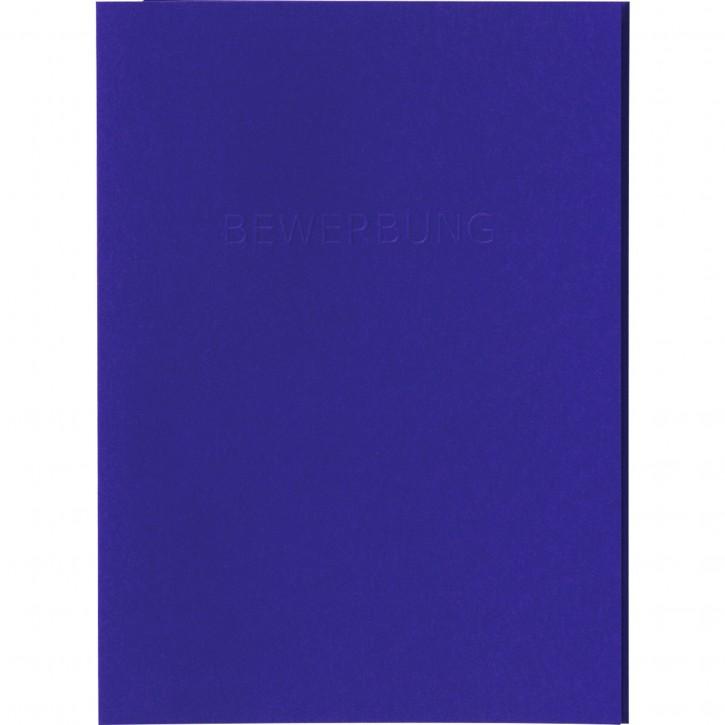 Walther Bewerbungsmappe hellblau inkl. Kuvert     BW100M