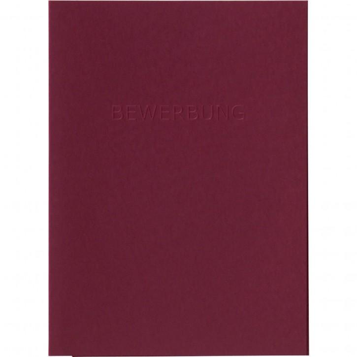 Walther Bewerbungsmappe weinrot inkl. Kuvert      BW100R
