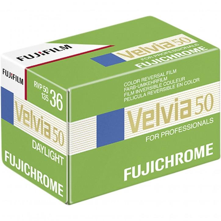 1 Fujifilm Velvia 50    135/36
