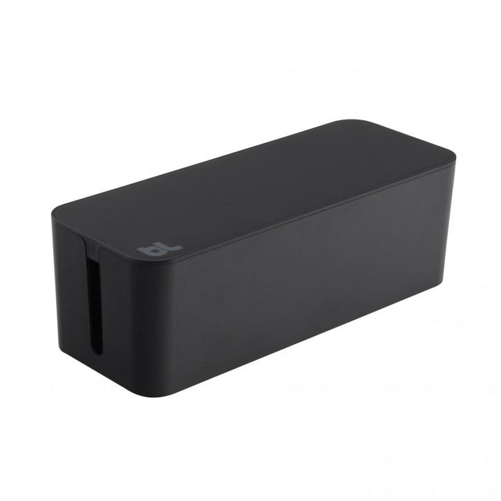 Bluelounge CableBox schwarz