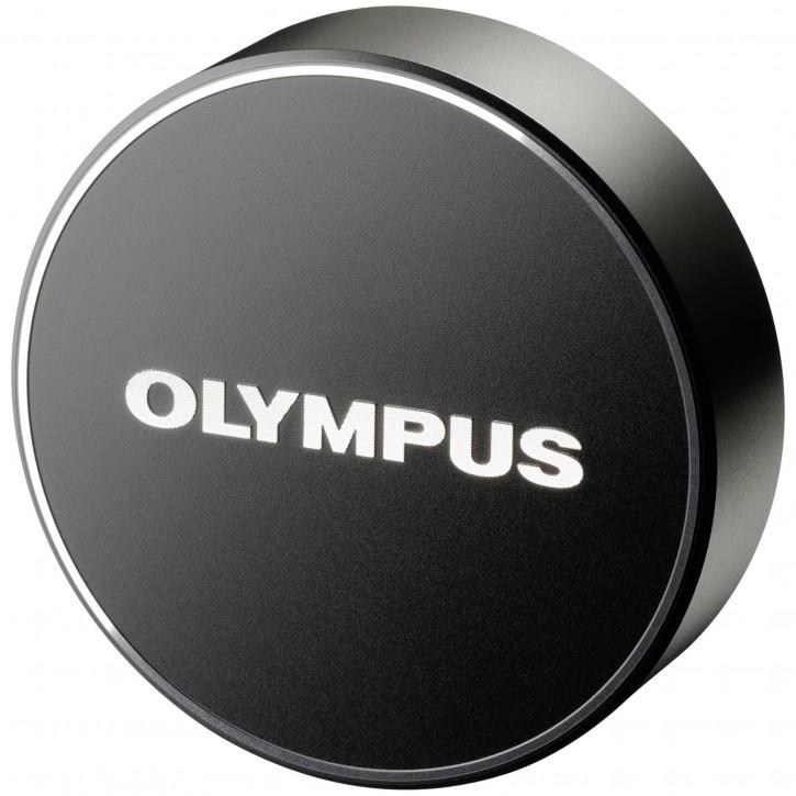 Olympus LC-61 Objektivdeckel für M7518 schwarz (Metall)