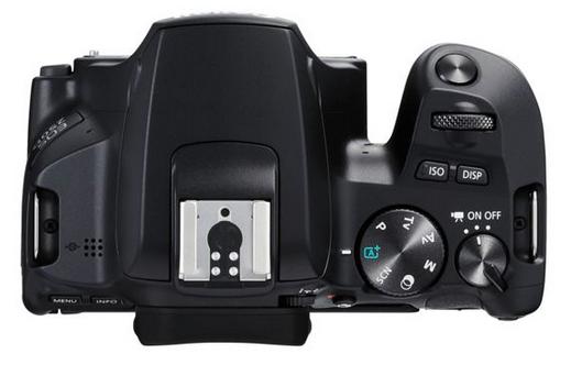 Canon EOS 250D Kit schwarz + EF-S 18-55 IS STM