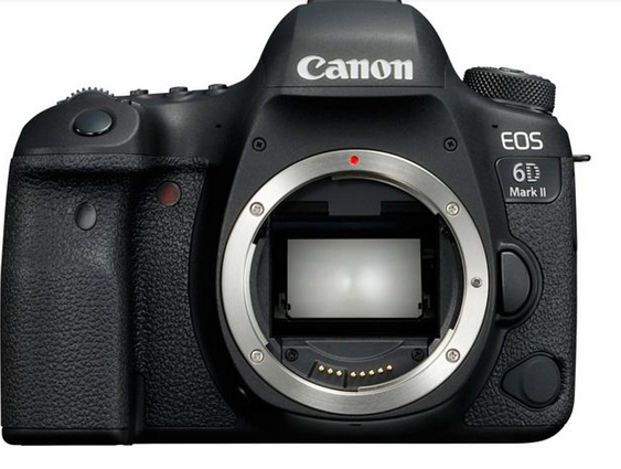 Canon EOS 6D Mark II Body, 26.2 Megapixell