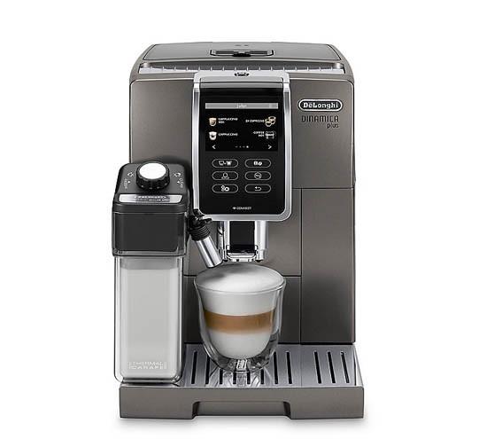 DeLonghi ECAM 370.95.T Dinamica Plus Kaffeevollautomat Titan