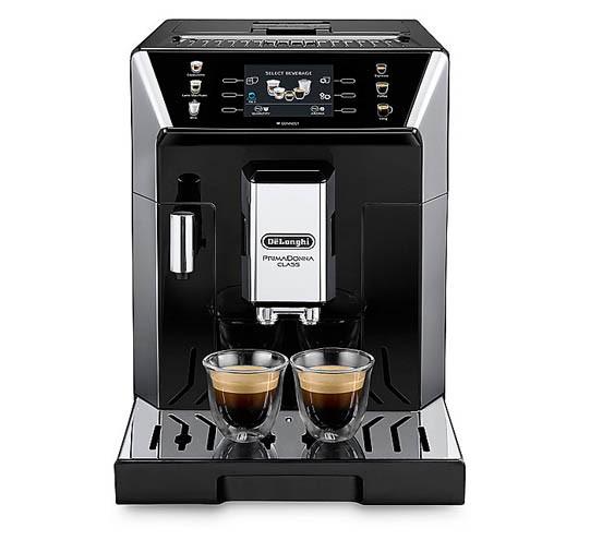 DeLonghi ECAM 550.65.SB PrimaDonna Class Kaffeevollautomat Schwarz