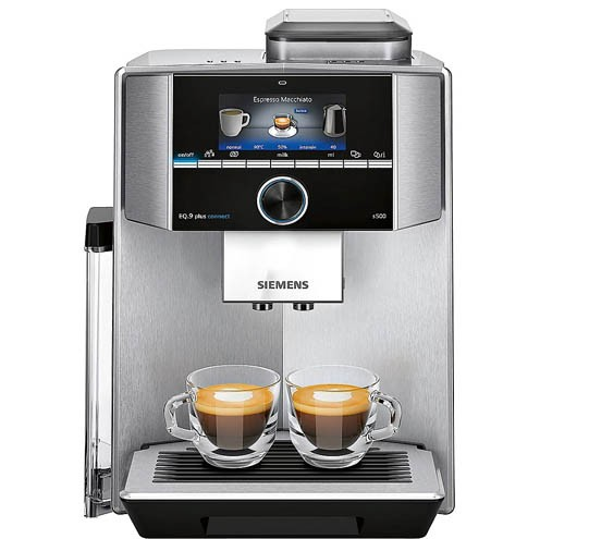Siemens TI9558X1DE EQ.9 plus connect s500 Kaffeevollautomat Edelstahl
