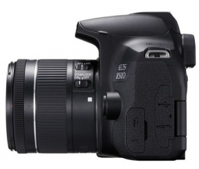Canon EOS 850D Kit + EF-S 18-55 IS STM