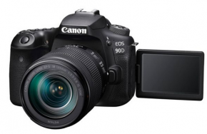 Canon EOS 90D Kit + EF-S 18-135 IS USM NANO